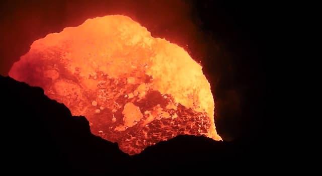 Geografía Pregunta Trivia: ¿En qué planeta está el volcán más grande del sistema solar, el Monte Olimpo?