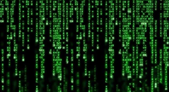 Наука Запитання-цікавинка: З каки чисел складається двійкова система числення?