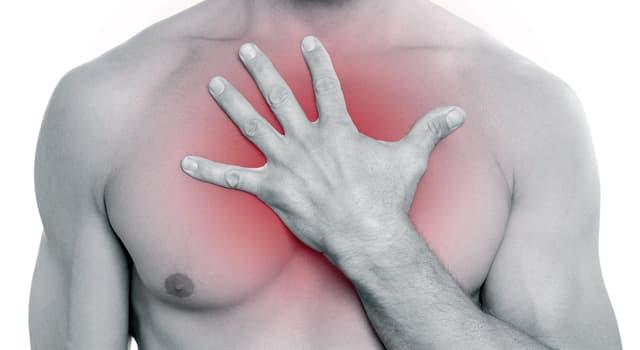 Наука Запитання-цікавинка: Як називається клінічний синдром, що характеризується відчуттям або почуттям дискомфорту за грудиною?