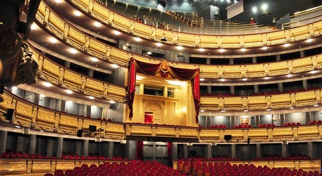 Культура Запитання-цікавинка: Як називається місце залу для глядачів театру, де розташовані найдешевші місця?