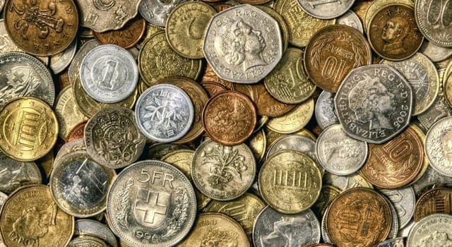 Gesellschaft Wissensfrage: Wie heißt die Aufschrift einer Münze?