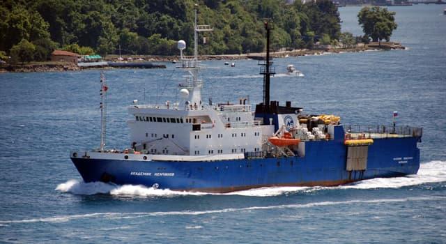 Суспільство Запитання-цікавинка: Як називається парна тумба на судні, що служить для кріплення тросів?