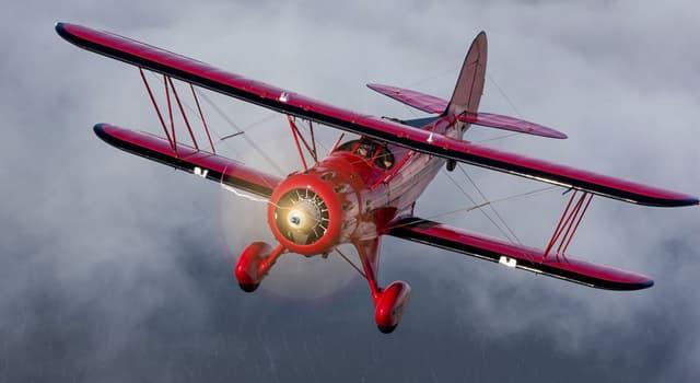 Наука Запитання-цікавинка: Як називається літак з двома несучими крилами, як правило, розташованими один над одним?