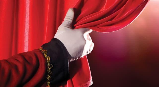 Культура Запитання-цікавинка: Як називається спектакль, що влаштовується на честь одного з виступаючих акторів?