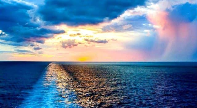 природа Запитання-цікавинка: Як називається тепла течія в Атлантичному океані?