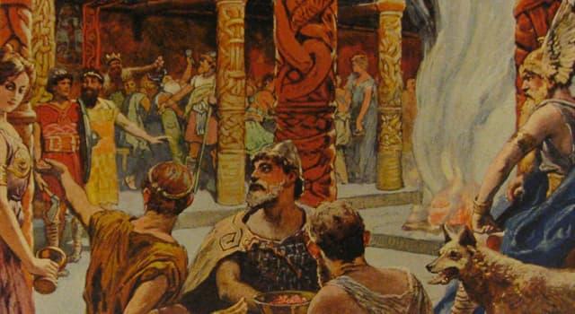 Культура Запитання-цікавинка: Як звуть верховного бога в германо-скандинавської міфології?