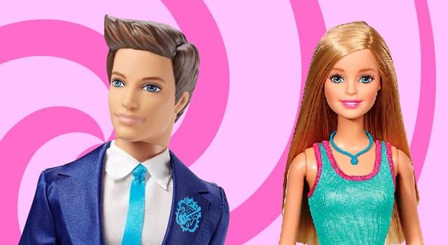 Суспільство Запитання-цікавинка: Як звуть знаменитого бойфренда ляльки Барбі?