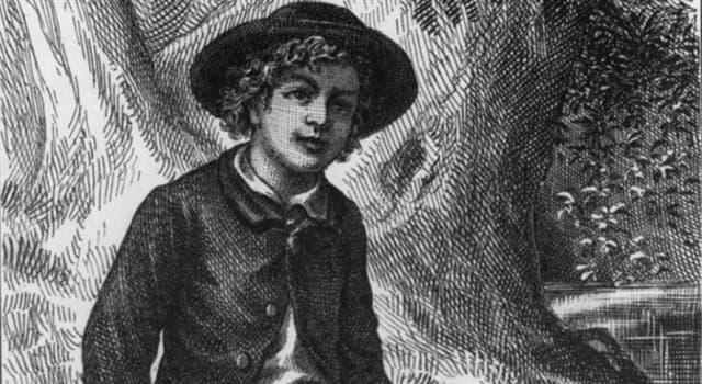 """Kultura Pytanie-Ciekawostka: Kto był obiektem westchnień głównego bohatera w powieści """"Przygody Tomka Sawyera""""?"""