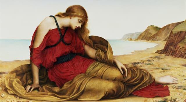 Культура Запитання-цікавинка: Як звали дівчину, яка дала грецькому цареві чарівну провідну нитку?