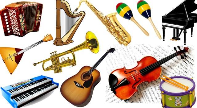 Культура Запитання-цікавинка: Яка група музичних інструментів не входить в основний склад симфонічного оркестру?