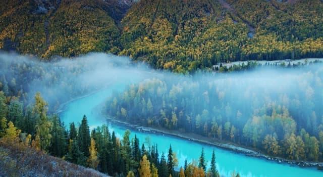 Natur Wissensfrage: Welcher Fluss gilt als der tiefste Fluss der Welt?