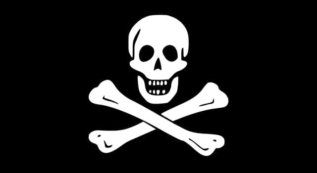 Культура Запитання-цікавинка: Яку назву носить піратський чорний прапор з Адамової головою?