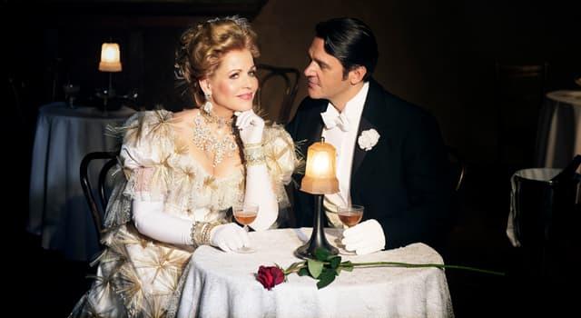 """Культура Запитання-цікавинка: Яке повна назва знаменитої опери Франца Легара """"Весела ...""""?"""