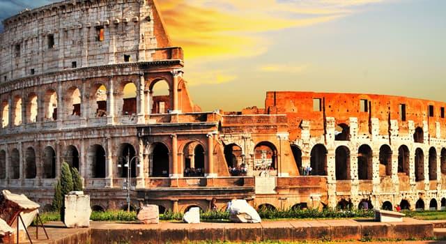 Історія Запитання-цікавинка: Який імператор спалив Рим?