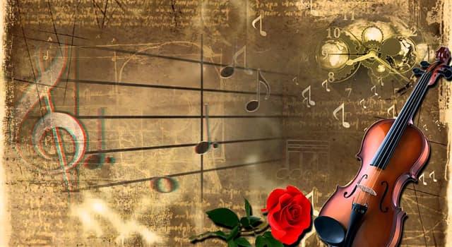 """Культура Запитання-цікавинка: Який музичний термін італійського походження перекладається як """"бадьоро, весело""""?"""