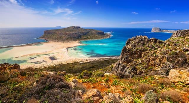 Географія Запитання-цікавинка: Якій країні належить острів Крит?