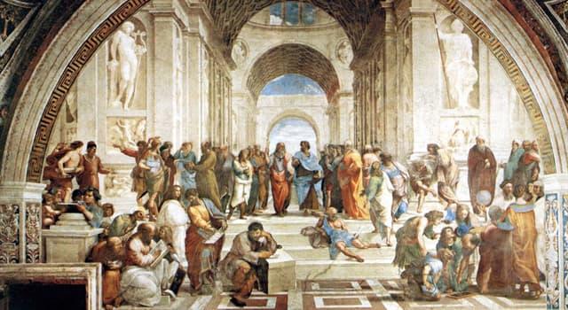 Культура Запитання-цікавинка: Якому давньогрецького філософа художня традиція приписала проживання в бочці?