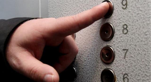 Культура Запитання-цікавинка: Кнопка якого поверху в ліфті відсутній в деяких будівлях азіатських країн?