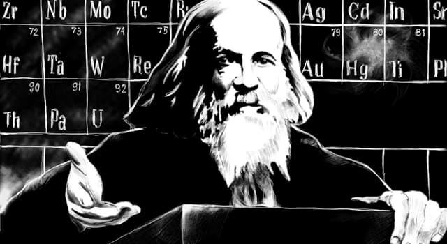 Наука Запитання-цікавинка: Коли було відкрито таблицю Менделєєва?