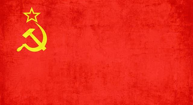 Історія Запитання-цікавинка: Хто був першим і єдиним президентом СРСР?