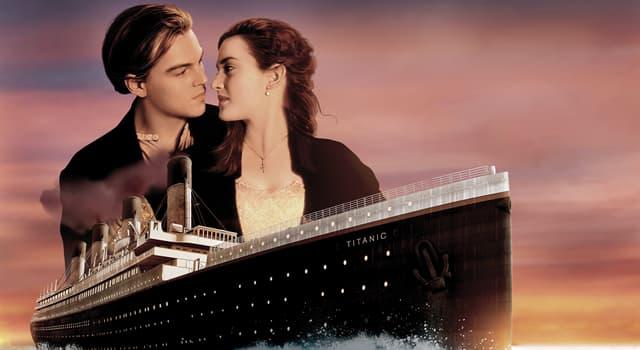 """Культура Запитання-цікавинка: Хто виконав пісню """"My Heart Will Go On"""", яка є головною темою до фільму Джеймса Кемерона «Титанік»?"""
