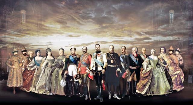Історія Запитання-цікавинка: Хто став останнім царем всієї Русі і першим Імператором Всеросійським?
