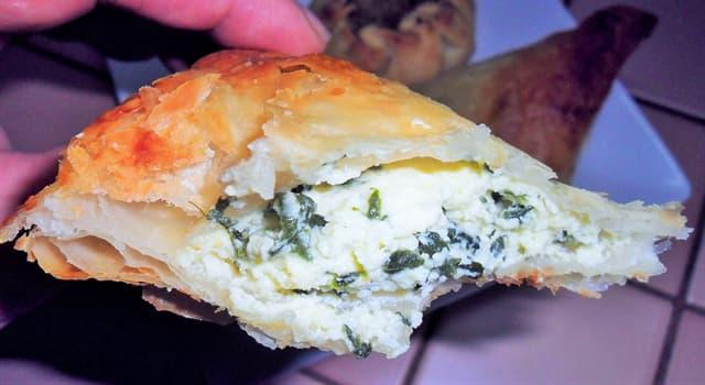 """Cultura Pregunta Trivia: ¿Los """"Pastizzi"""" son unos pequeños pasteles considerados el plato nacional de?"""