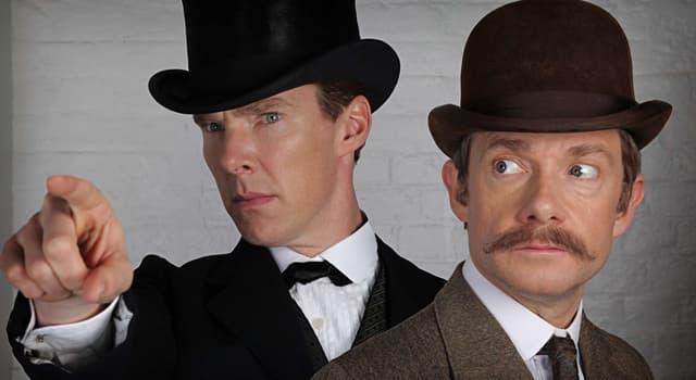 Культура Запитання-цікавинка: На якій вулиці жив Шерлок Холмс?