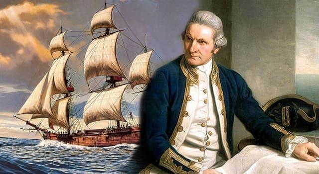 historia Pytanie-Ciekawostka: Jak zginął kapitan James Cook?