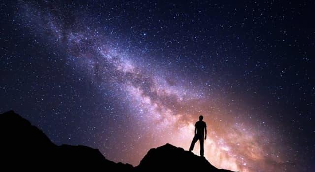 Сiencia Pregunta Trivia: ¿Por qué brillan las estrellas?
