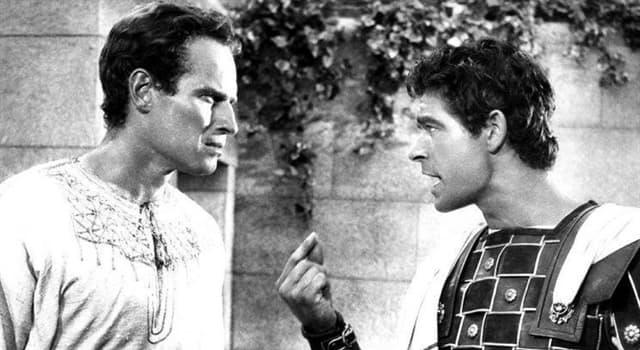 Películas Pregunta Trivia: ¿Por qué motivo Rock Hudson rechazó el rol protagónico en la película Ben-Hur?