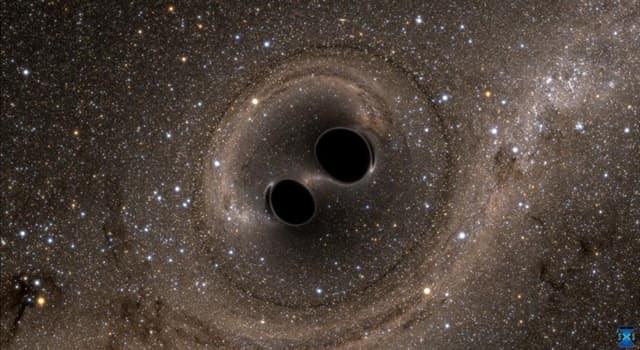 Сiencia Pregunta Trivia: ¿Por qué se generan los denominados agujeros negros?