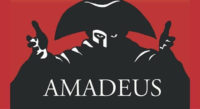 """Películas Pregunta Trivia: ¿Qué actor interpretó a Wolfgang Amadeus Mozart en la película de 1984 """"Amadeus""""?"""
