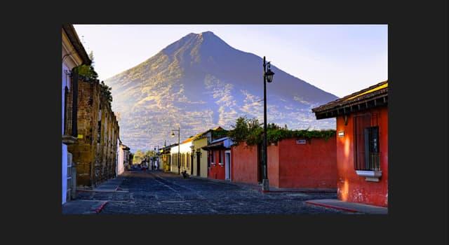 Cultura Pregunta Trivia: ¿Qué ciudad latinoamericana es la que aparece en la imagen ?