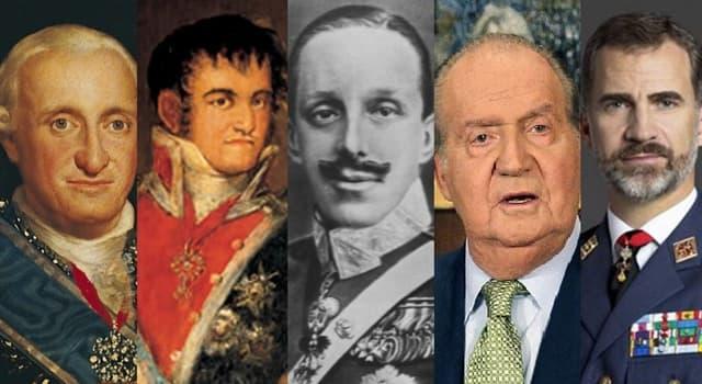 Historia Pregunta Trivia: ¿Qué Dinastía reinó más años en España?