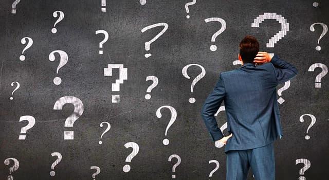 Sociedad Pregunta Trivia: ¿Qué es el suajili?