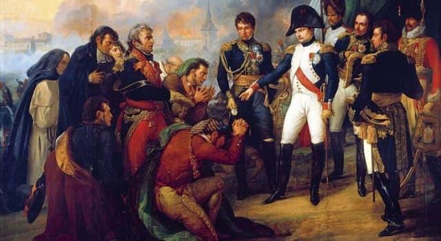 Historia Pregunta Trivia: ¿Qué monarca borbónico recuperó el poder, en España, de manos del propio Napoleón?