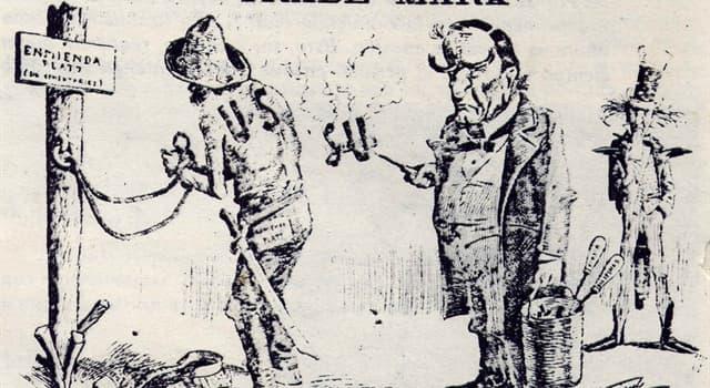 Historia Pregunta Trivia: ¿A qué país afectó La Enmienda de Platt de 1902?