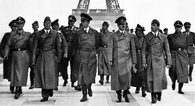 Cultura Pregunta Trivia: ¿Quién estaba al frente del gobierno de Vichy o Estado Francés?