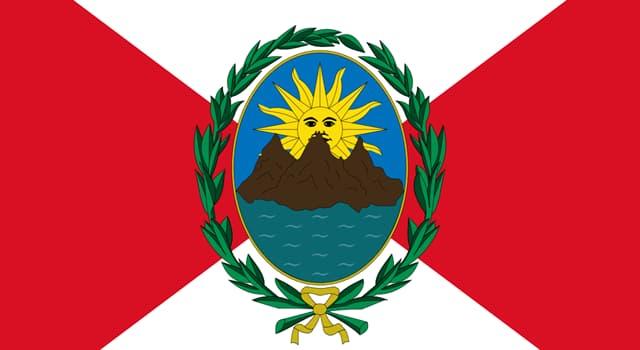 Historia Pregunta Trivia: ¿Quién fue el creador de la primera bandera del Perú como nación libre?