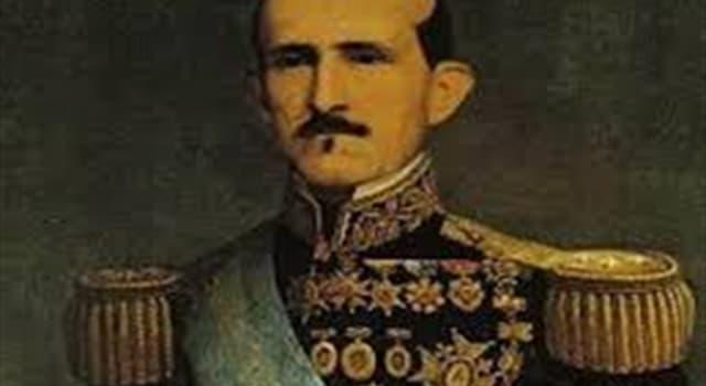 Historia Pregunta Trivia: ¿Quién fue el primer presidente de la República del Ecuador?