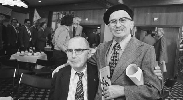 Historia Pregunta Trivia: ¿Quién fue Samuel Reshevsky?
