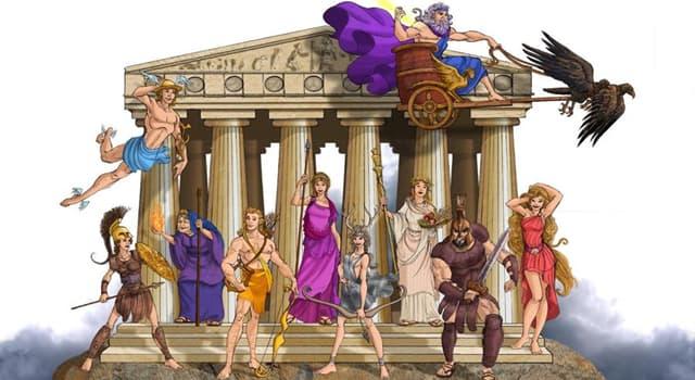 Cultura Pregunta Trivia: ¿Según la mitología griega, cuál de las siguientes diosas es la diosa del error?