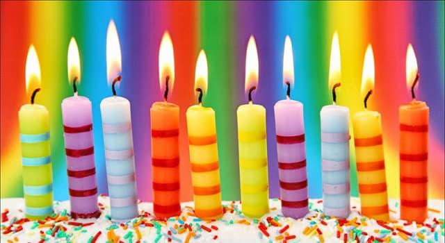 Sociedad Pregunta Trivia: Según la tradición ¿Qué significan las velas encendidas en la torta de cumpleaños?