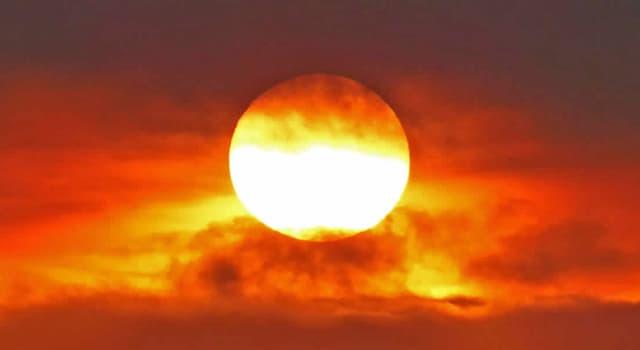 Сiencia Pregunta Trivia: Si el sol se extinguiera, ¿cuándo nos enteraríamos?