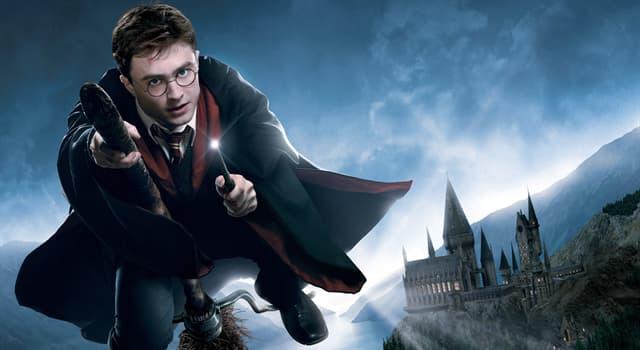 Культура Запитання-цікавинка: Скільки книг в серії романів про Гаррі Поттера?