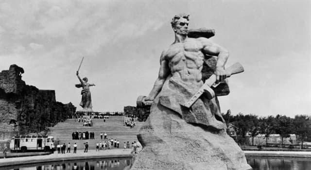 Історія Запитання-цікавинка: В який період відбувалася Сталінградська битва?