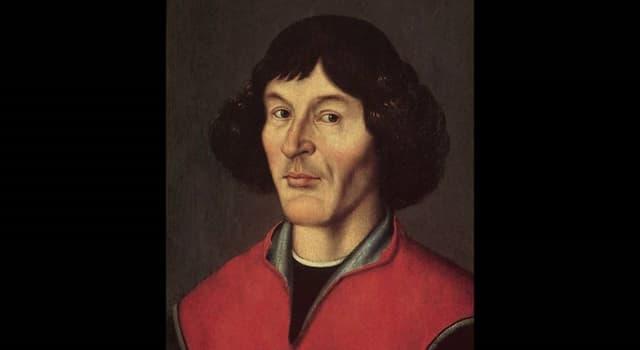 Наука Запитання-цікавинка: В якій країні народився Микола Коперник?