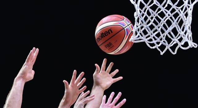 Спорт Запитання-цікавинка: В якій країні зародився баскетбол?
