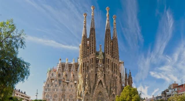 Культура Запитання-цікавинка: В якому місті знаходиться храм Святого Сімейства?